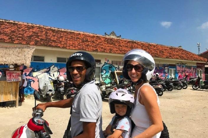 Roller mieten auf Bali!