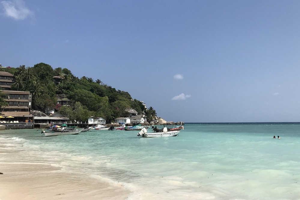 Am Haad Tien Beach