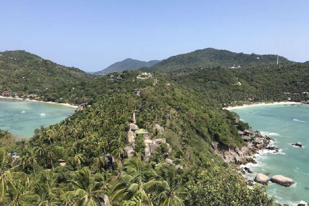 Reisebericht - Koh Tao mit Kindern