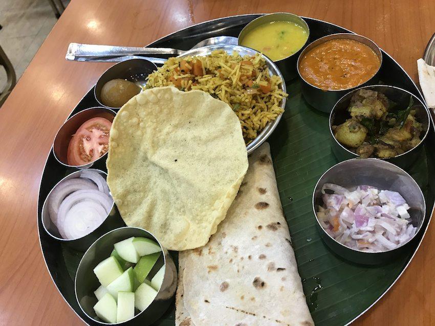 Indisches-Essen-in-Kuala-Lumpur