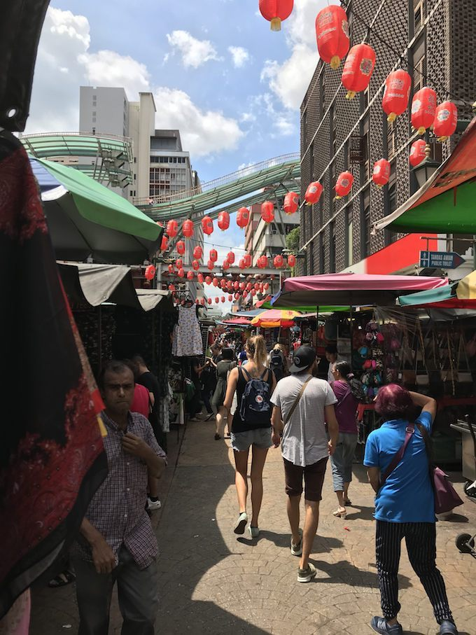 Kuala Lumpur Petaling Street