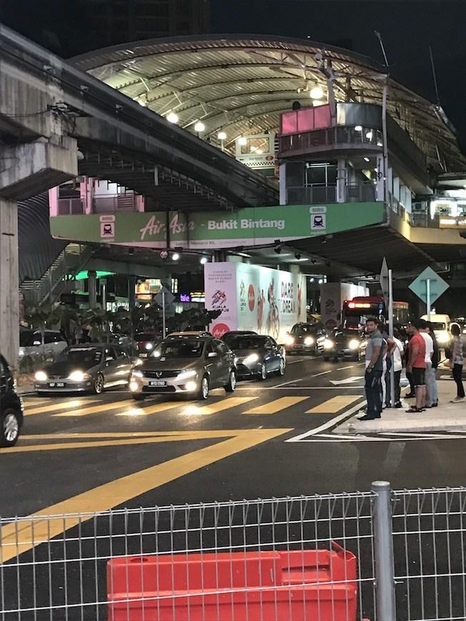 Kuala-Lumpur-Skytrain-Station-Bukit-Bintang