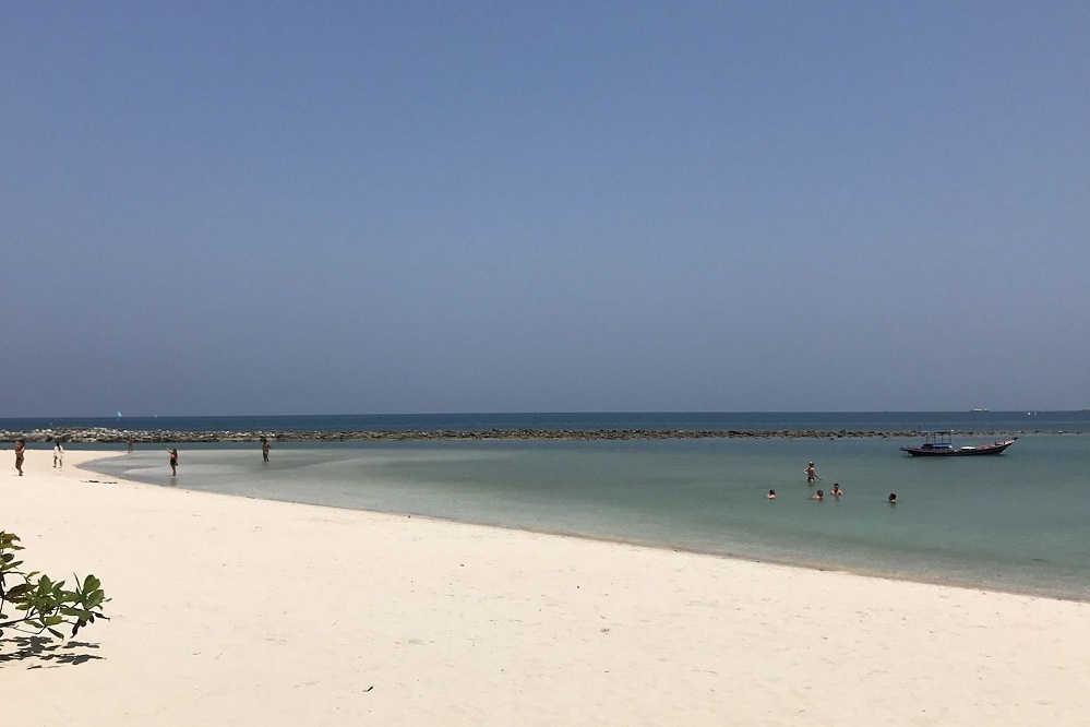 Malibu Beach auf Koh Phangan